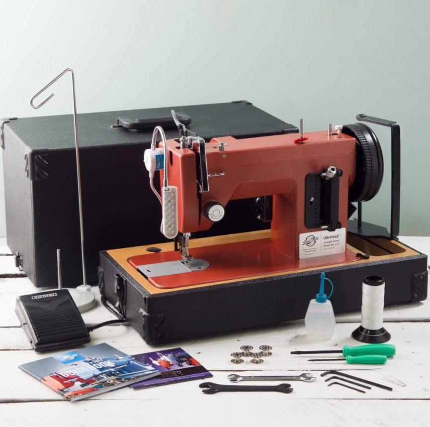Sailrite Sewing Machine Giveaway Miss Mustard Seed New Don Kauffman's Sewing Machines