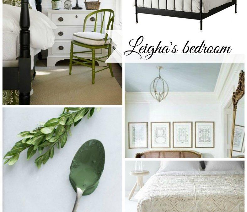 decorating dilemma | massive, masculine furniture