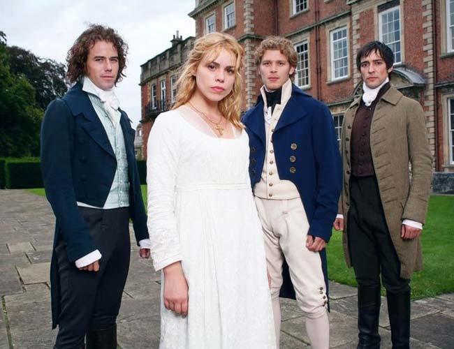 mansfield park | favorite period drama series | miss mustard seed