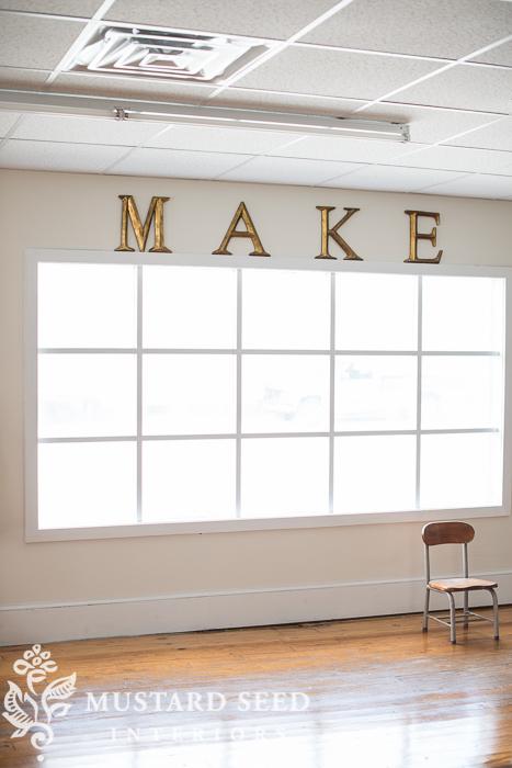 miss mustard seed's studio