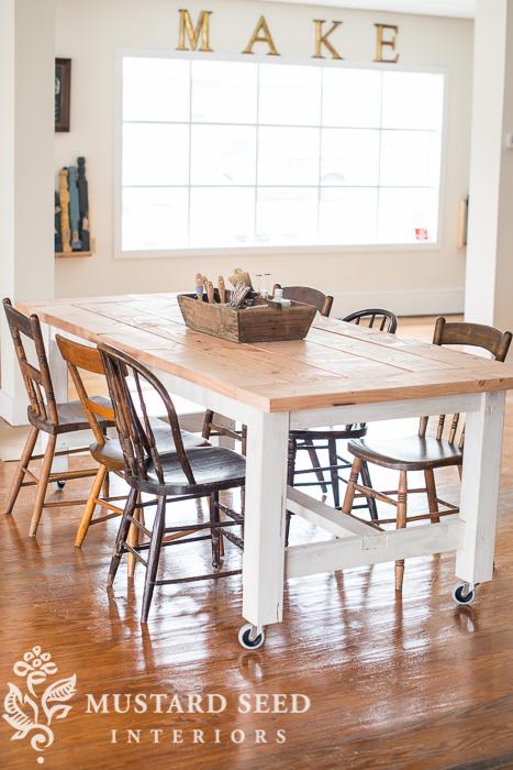 toronto trip & studio tables