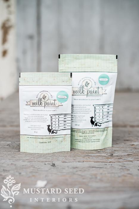 sample size milk paint | miss mustard seed
