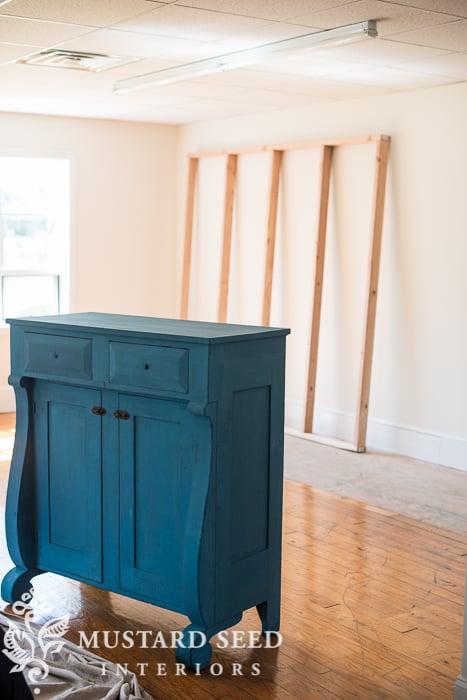 jelly cupboard in Flow Blue | miss mustard seed