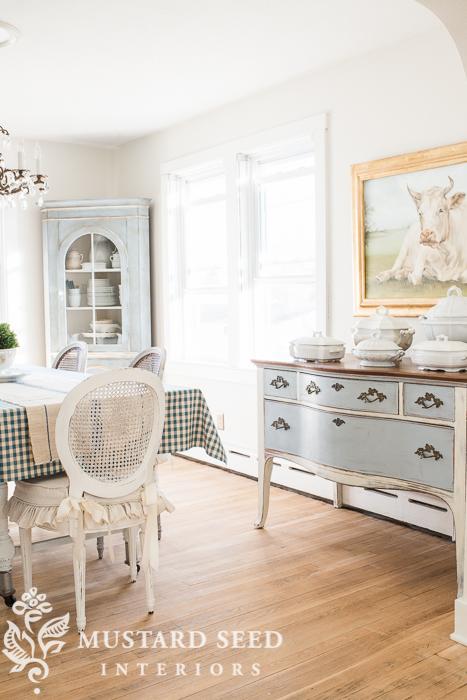 Design Ramblings Selecting Creamy White Paint