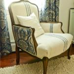 Reupholster Arm Chair