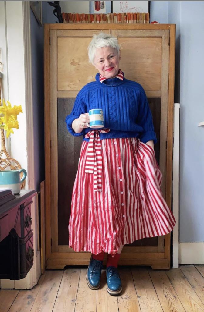Philippa Stanton   @5ftinf   Conscious Creativity   Miss Mustard Seed