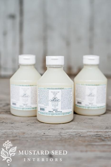 Tough Coat   Miss Mustard Seed's Milk Paint