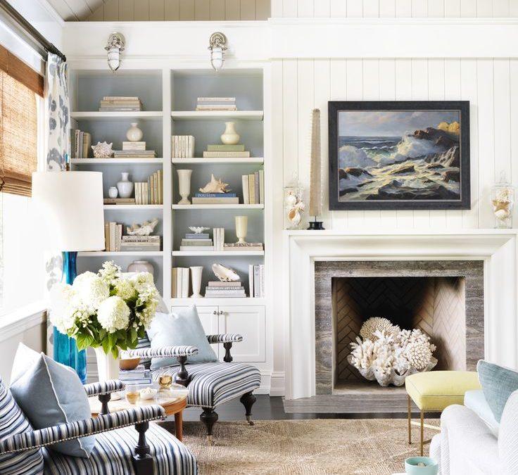 decorating dilemma | Susan's awkward fireplace