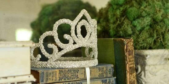 Glitter Crown Tutorial