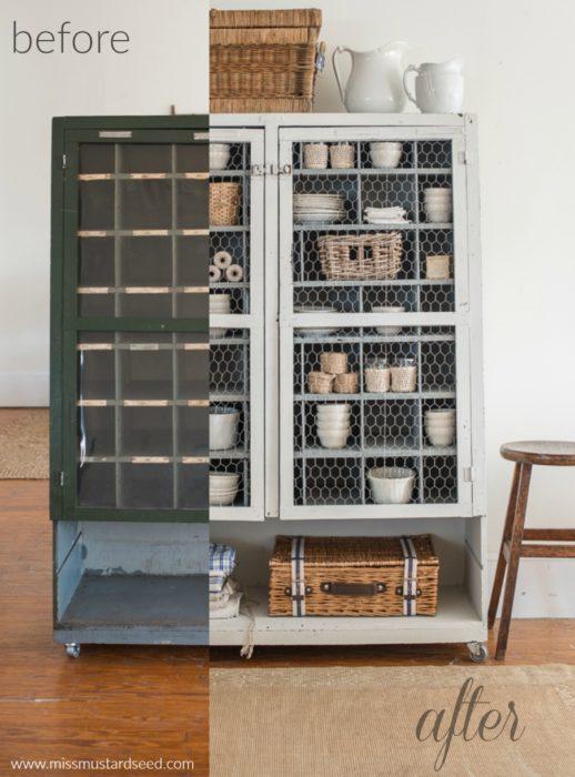 hardware cabinet Collage