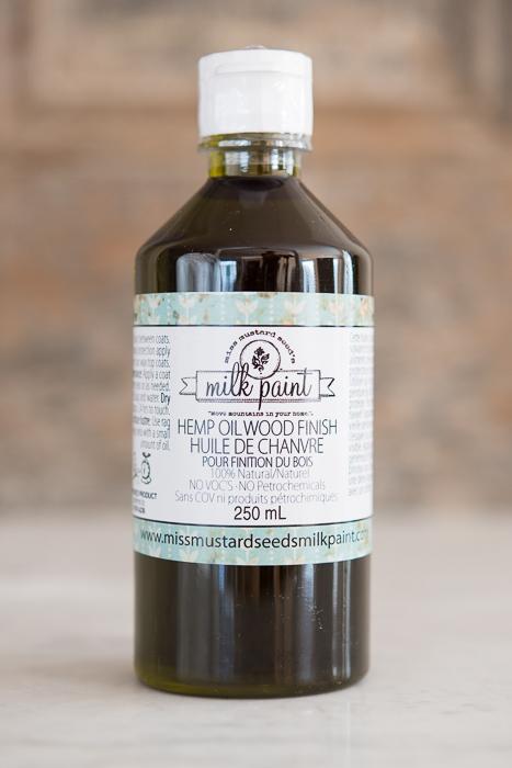hemp oil | 250 ml | miss mustard seed
