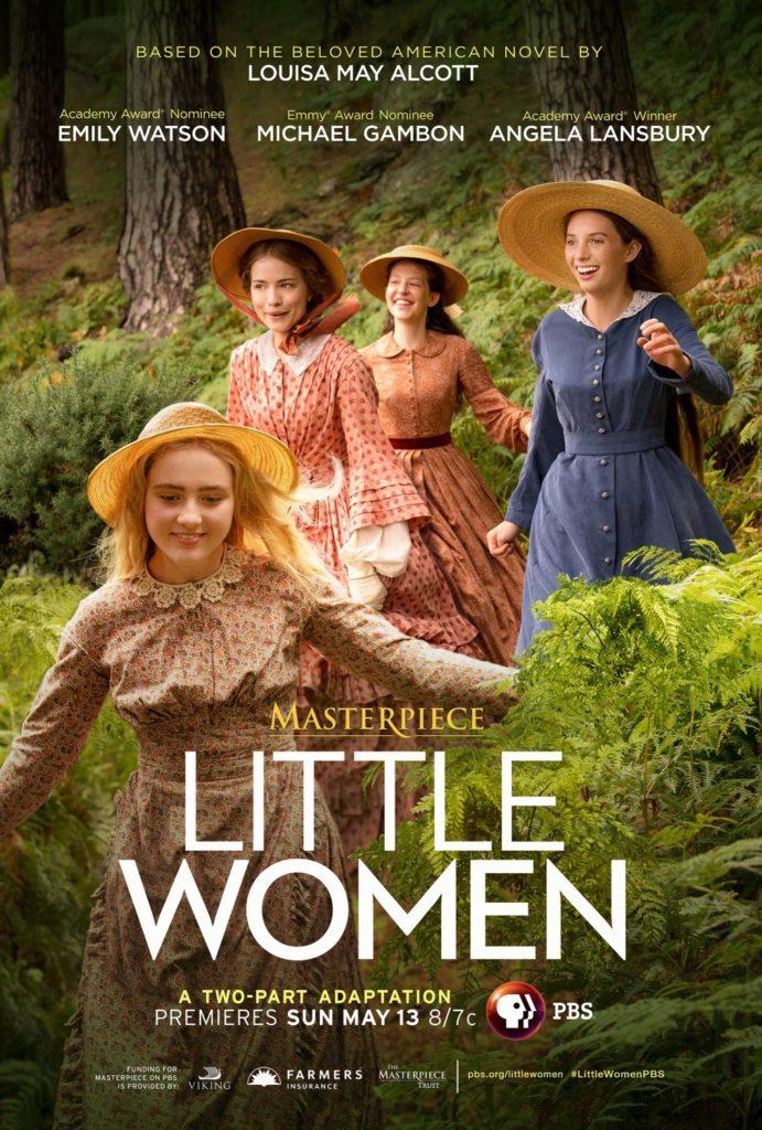 favorite period drama series | little women | miss mustard seed
