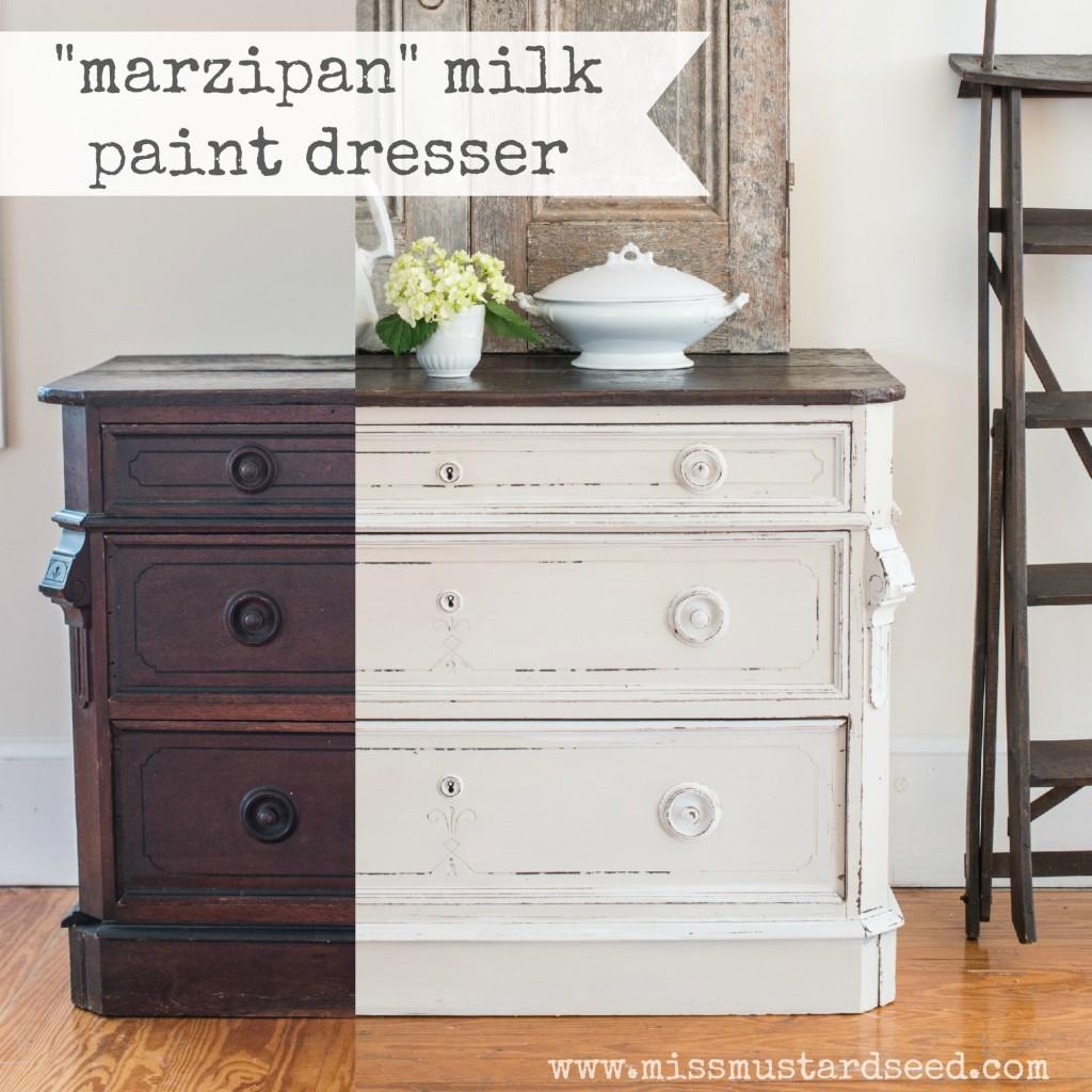 marzipan dresser b&a