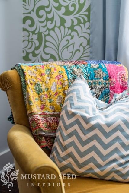 living room sofa makeover