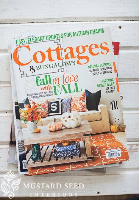 cottages & bungalows photo shoot