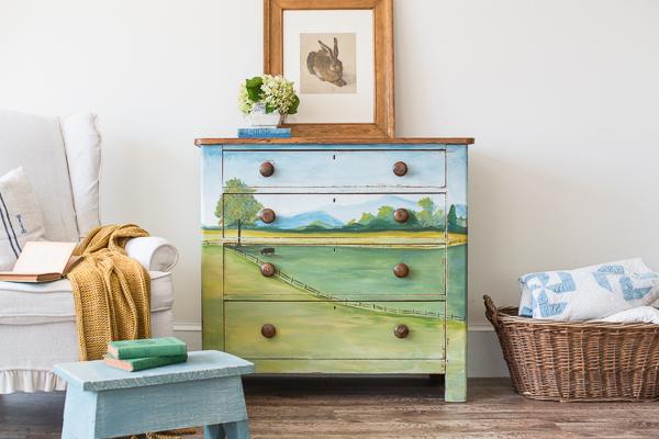 landscape dresser no. 4 reveal