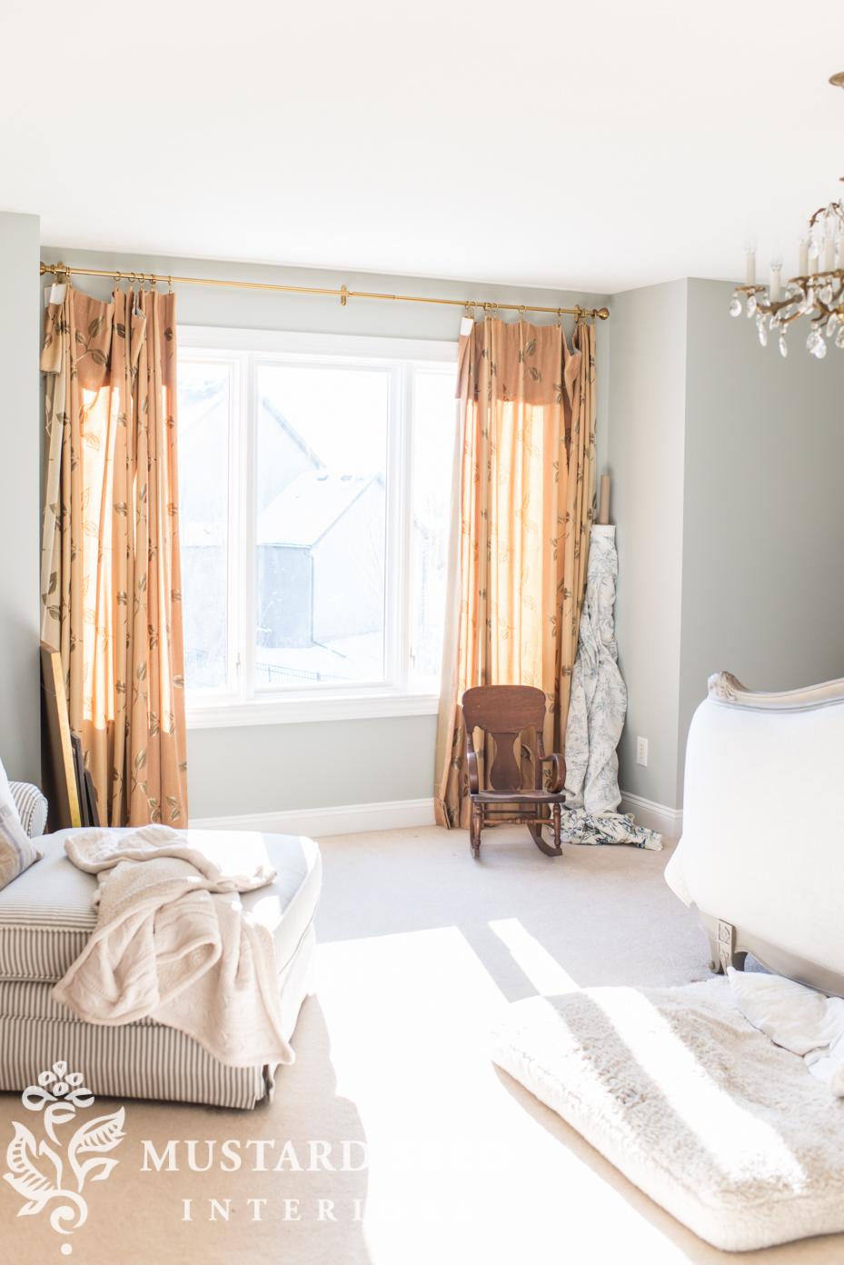 Master Bedroom Curtains Miss Mustard Seed