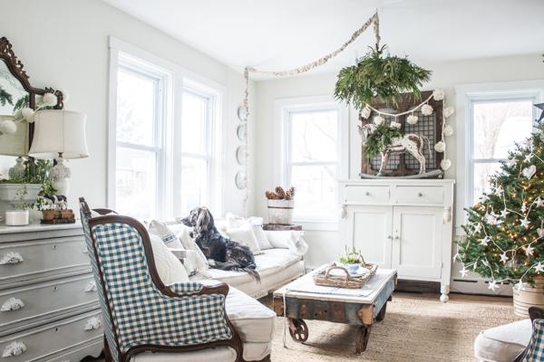Christmas Living Room 2016