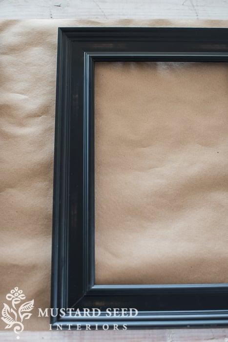 gold leaf tutorial | miss mustard seed