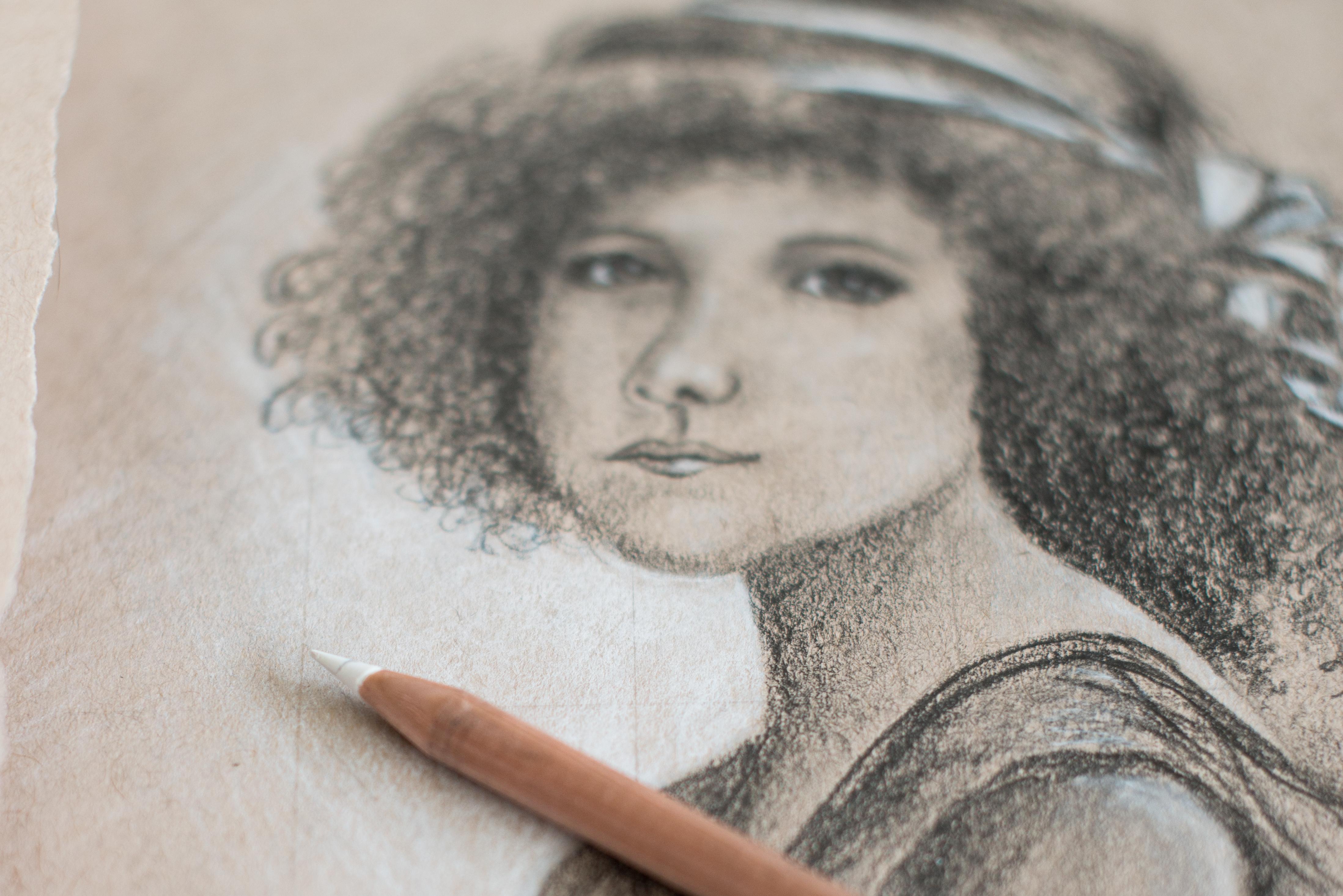 Sketching Tips Tools Miss Mustard Seed
