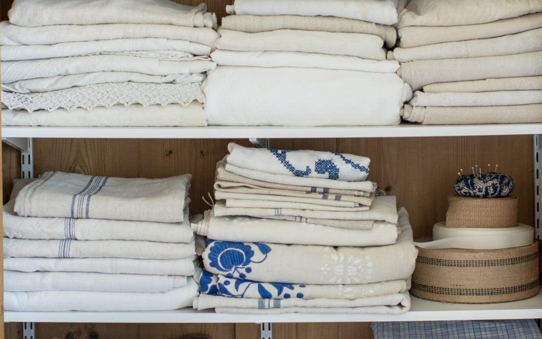 selecting fabrics & paint colors