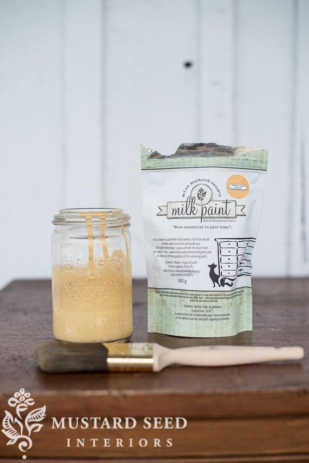 miss mustard seeds milk paint