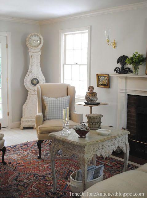 Tone On Living Room